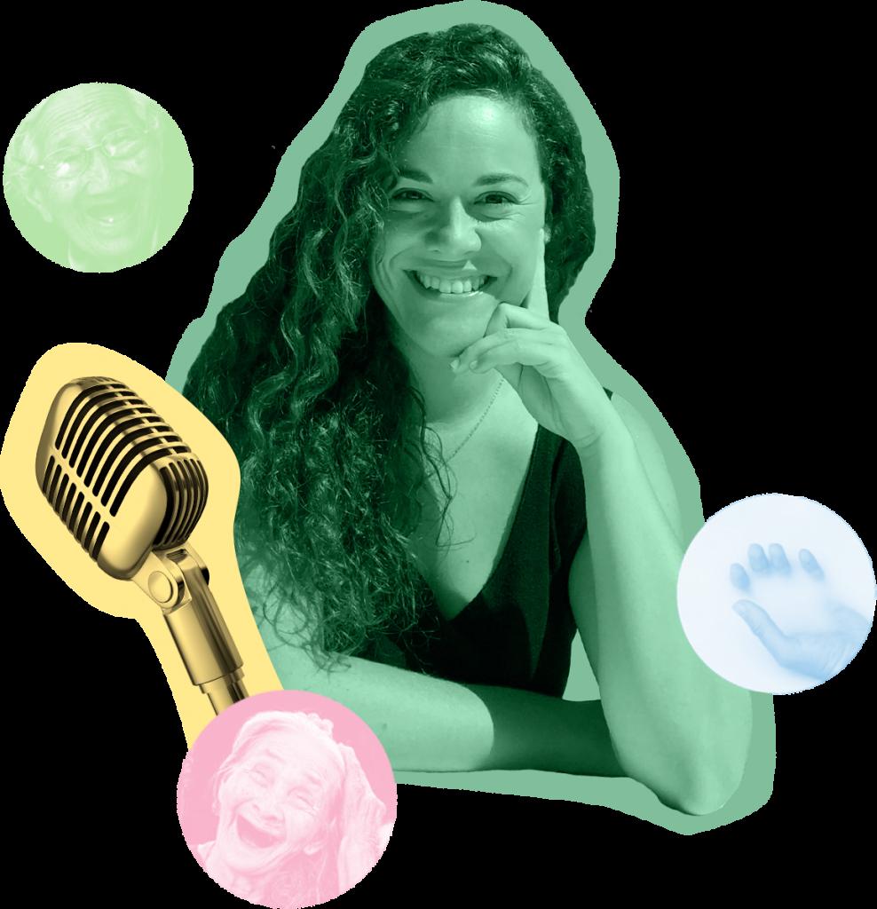 podcast de Alba Valle psicóloga experta en Mindfulness y meditación.