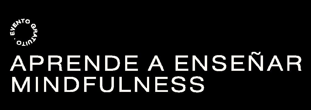 APRENDER A ENSENAR MINDFULNESS ver2